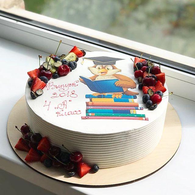 торт на выпускной спб