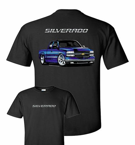 00 Silverado Tshirt (TDC-158NR)