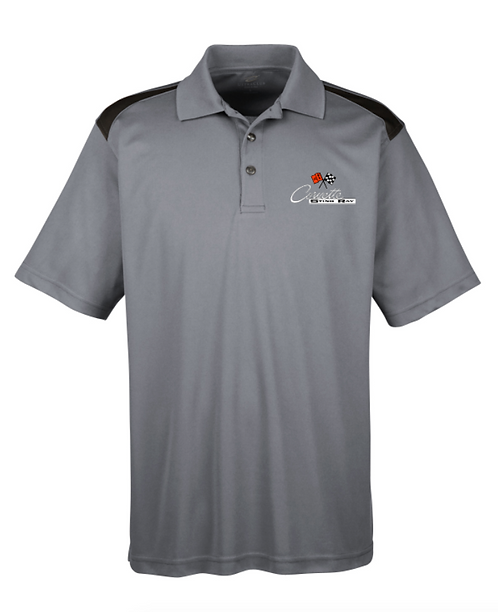 C2 Corvette - Officially Licensed Polo (M020-C2 PoloR)