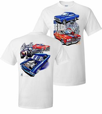 Chevelle Big Block Tshirt (TDC-146)