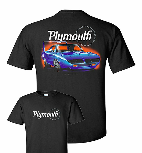 70 Superbird Road Runner T-Shirt (TDC-217R)