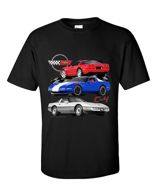 C4 84-96 Corvette Tshirt (TDC-243)