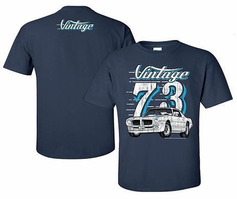 Vintage 73 Trans Am Tshirt (VIN-011)