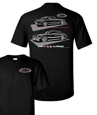 Silhouette Nova T-shirt (TDC-248R)
