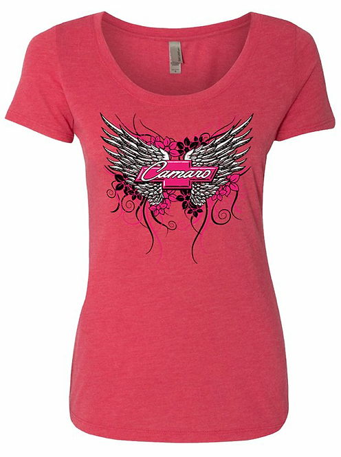 Ladies Camaro Wing Tshirt (NSG-400)
