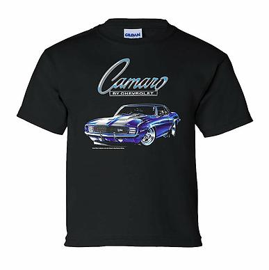 Youth 69 Camaro Tshirt (TDC-175Y)