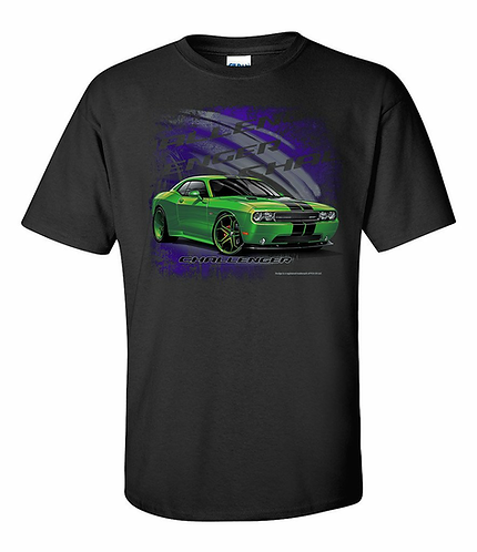 11 Challenger Tshirt (TDC-224)
