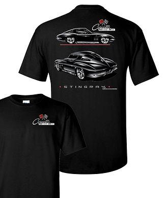 Silhouette Stingray T-shirt (TDC-247)