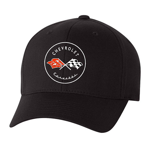 C1 Embroidered Corvette Cap (CAP-408R)