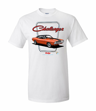 Challenger Tshirt (TDC-162)