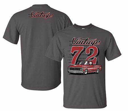 Vintage 72 C10 Tshirt (VIN-004R)