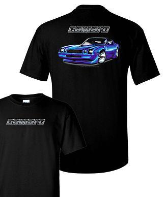 79 Camaro T-Shirt (TDC-182NR)