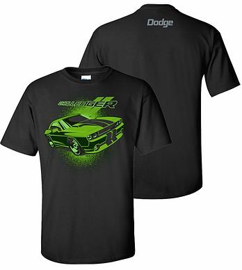 Challenger Lime Tshirt (JAD-104)