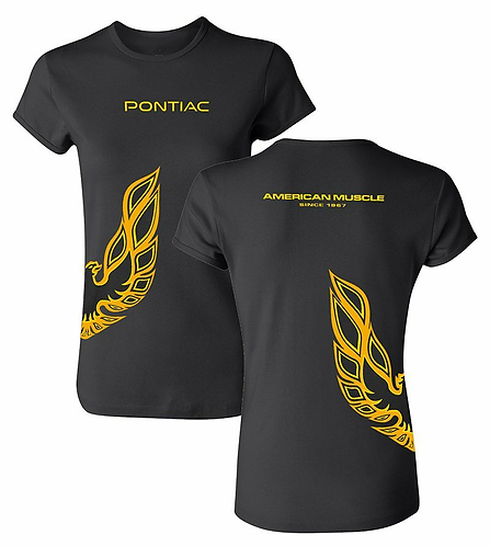 Ladies Firebird Wrap Tshirt (NSG-206R)