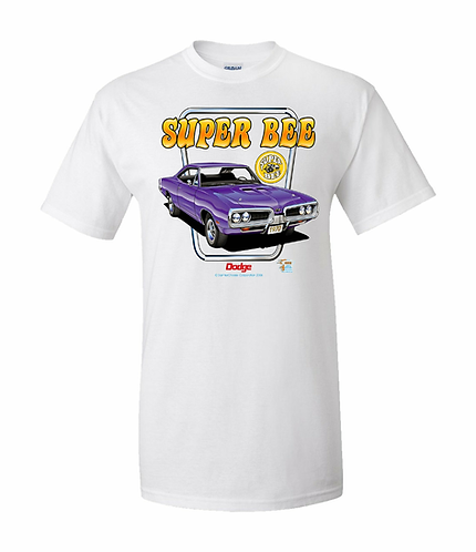 Super Bee T-Shirt (TDC-164R)