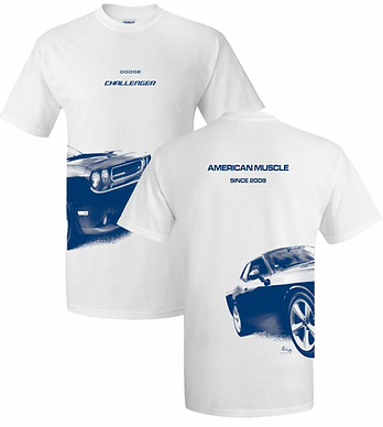 08 Challenger Under Wraps Tshirt (UW-003R)
