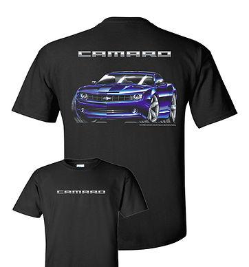 09 Camaro Concept Tshirt (TDC-167NR)