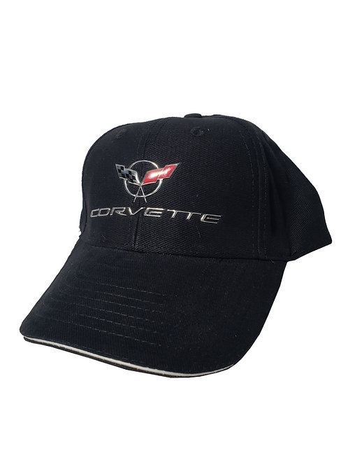 New Corvette Cap (CAP-121R)
