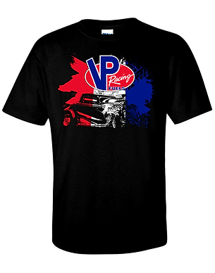 VP Racing Fuels Patriotic T-Shirt (VP-012R)