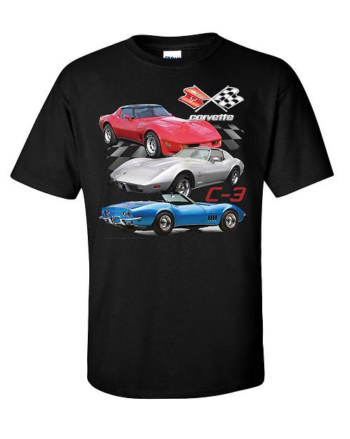 C3 70 Corvette Tshirt (TDC-242R)