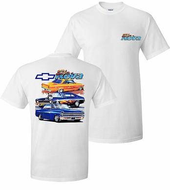 Super Nova T-Shirt (TDC-126R)