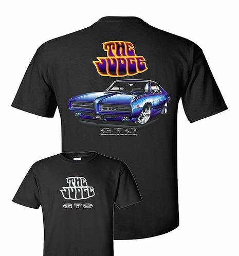 69 GTO Judge T-Shirt (TDC-174NR)
