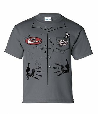 Vintage Little Mech Tshirt (VIN-006YR)