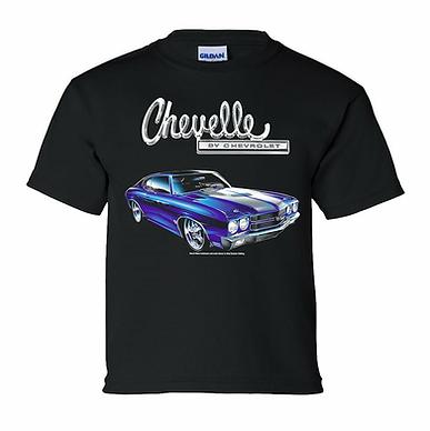 Youth Chevelle Tshirt (TDC-154Y)