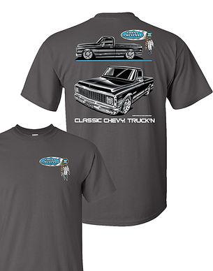 Chevy Cheyenne Blackline (TDC-267R)