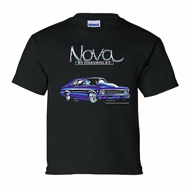 Youth Nova Tshirt (TDC-153YR)