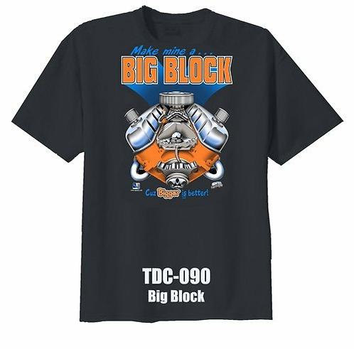 Big Block T-Shirt (TDC-090R)