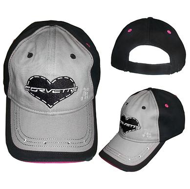 Ladies Corvette Cap (CAP-402R)