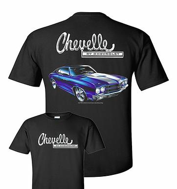 70 Chevelle T-Shirt (TDC-212R)