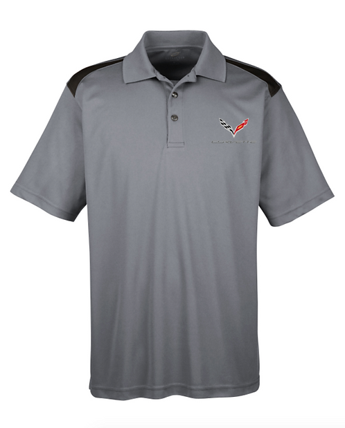 C7 Corvette - Officially Licensed Polo (M025-C7 PoloR)