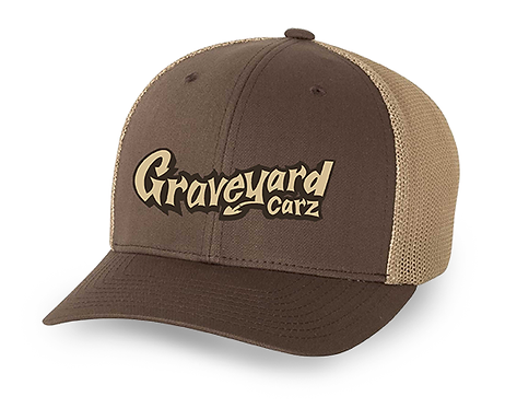Graveyard Carz Structured Cap (CAP-501)