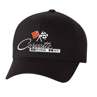 C2 Embroidered Corvette Cap (CAP-409R)