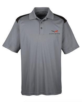 C6 Corvette - Officially Licensed Polo (M024-C6 Polo)