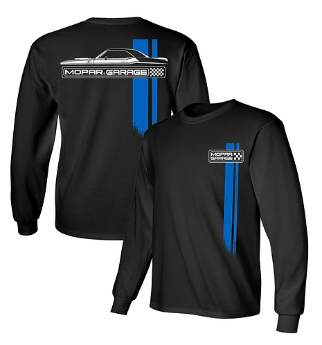Mopar Challenger Long Sleeve Shirt (TDC-191R)