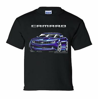 Youth 09 Camaro Tshirt (TDC-167YNR)