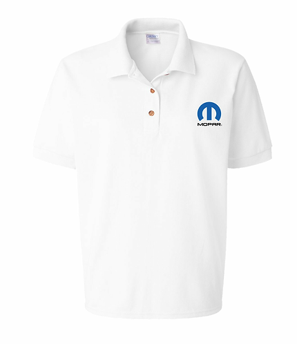 Ladies Mopar Embroidered Polo (LPS-018R)