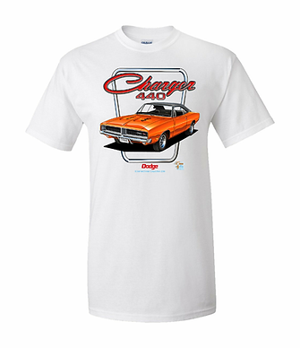 Charger T-Shirt (TDC-163R)