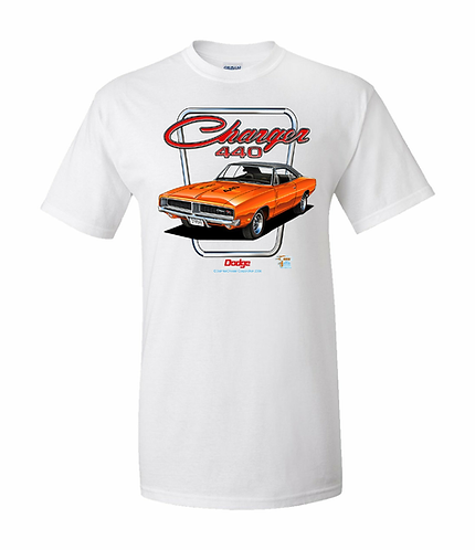 Charger Tshirt (TDC-163)