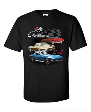C2 65 Corvette Tshirt (TDC-241R)