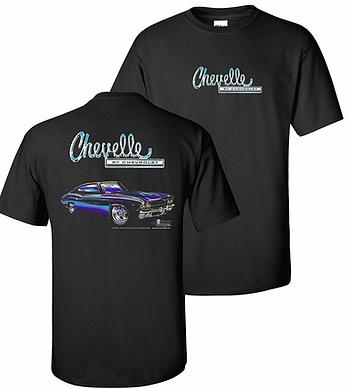 69 Chevelle T-Shirt (TDC-213R)