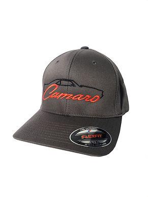 1st Gen Camaro Silhouette EMB Cap (CAP-301)