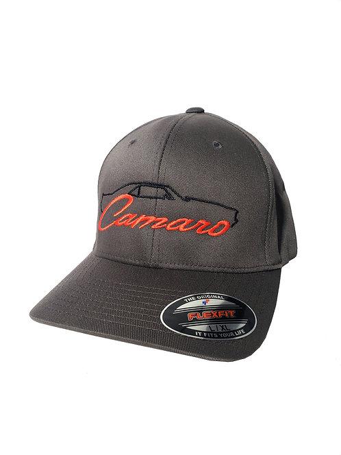 1st Gen Camaro Silhouette EMB Cap (CAP-301R)