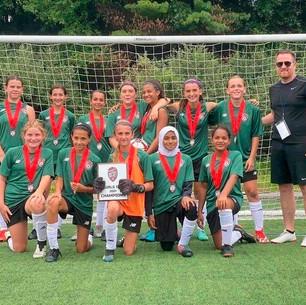 Congratulations TIA winners of State Soccer tournament