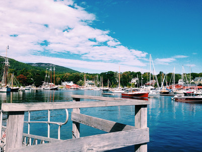 Welcome to Owl's Head, Maine