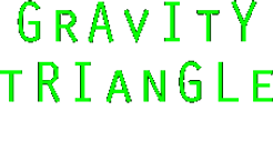 Oceanic Studios presents Gravity Triangle