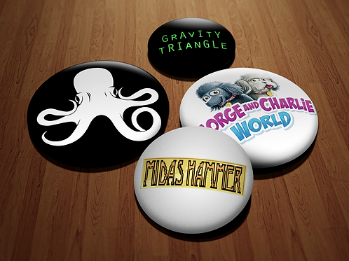Oceanic Button Pack